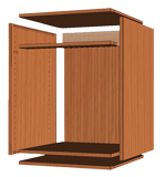Image of a cabinet